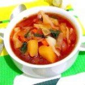Як приготувати борщ з молодою кропивою - рецепт