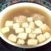 Як приготувати сочевичний суп з фрикадельками - рецепт