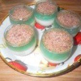 Як приготувати двошарове желе - рецепт