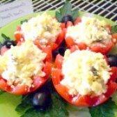 Як приготувати фаршировані помідори - рецепт