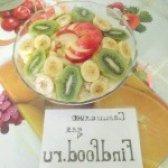 Як приготувати фруктовий салат фламінго - рецепт