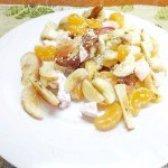 Як приготувати фруктовий салат осінній - рецепт