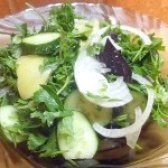 Як приготувати гіпоалергенний салат - рецепт