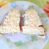 Як приготувати гарячі бутерброди з шинкою - рецепт