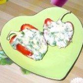 Як приготувати гарячий салат з перцями - рецепт