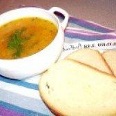 Як приготувати гороховий суп з копченою куркою - рецепт