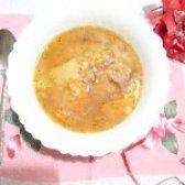 Як приготувати гороховий суп з кроликом - рецепт