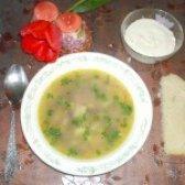 Як приготувати гречаний суп з курячими сердечками - рецепт
