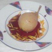 Як приготувати грушу в пряному сиропі - рецепт