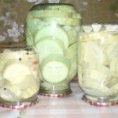 Як приготувати кабачки мариновані - рецепт