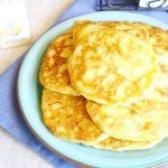 Як приготувати кабачкові оладки на кефірі - рецепт
