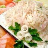 Як приготувати капустяний салат з редькою і хріном - рецепт