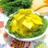 Як приготувати капусту жовту мариновану - рецепт