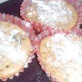 Як приготувати кекси з чорносливом і бананом - рецепт