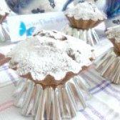 Як приготувати кавові кекси з арахісом - рецепт