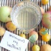 Як приготувати компот білий налив - рецепт