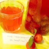 Як приготувати компот з рожевої аличі - рецепт
