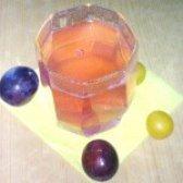 Як приготувати компот яблучно-сливовий з аличею - рецепт