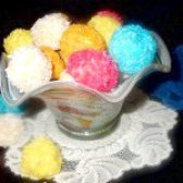 Як приготувати цукерки різнокольорові кульки - рецепт