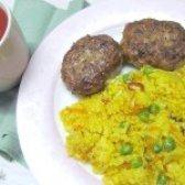 Як приготувати котлети з індички з рисом - рецепт