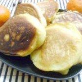 Як приготувати кукурудзяні оладки на ряжанка - рецепт