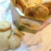 Як приготувати кунжутне печиво - рецепт