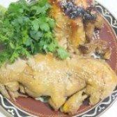 Як приготувати курку-гриль з кунжутом - рецепт