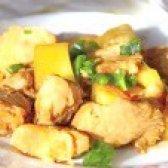 Як приготувати курку з ананасами в маринаді - рецепт