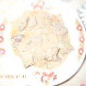 Як приготувати курячу печінку в сметанному соусі - рецепт