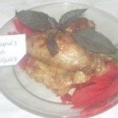 Як приготувати курячі крила на овочевій подушці - рецепт