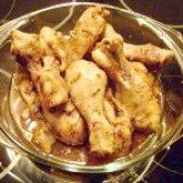 Як приготувати курячі ніжки з приправою - рецепт