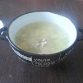 Як приготувати курячий супчик із зеленим горошком - рецепт