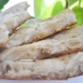 Як приготувати цибульну коржик-хліб - рецепт