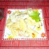 Як приготувати макарони з куркою в сирному соусі - рецепт