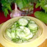 Як приготувати малосольні огірочки за 5 хвилин - рецепт