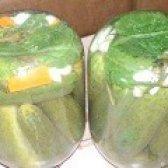 Як приготувати мариновані хрусткі огірки - рецепт