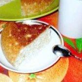 Як приготувати ніжну сирну запіканку з вівсяними висівками - рецепт