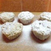 Як приготувати ніжні кекси з вівсяних пластівців - рецепт
