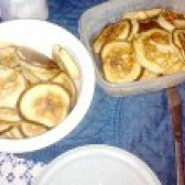 Як приготувати оладки на ряжанка - рецепт