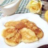 Як приготувати оладки з яблуками - рецепт