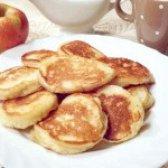 Як приготувати оладки з сиром і яблуками - рецепт