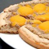 Як приготувати горіховий пиріг з абрикосами - рецепт