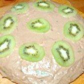 Як приготувати горіховий торт з ківі - рецепт