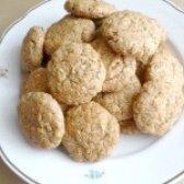 Як приготувати овсяно-житнє печиво з бананом - рецепт