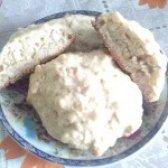 Як приготувати вівсяне печиво з кешью - рецепт