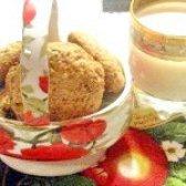 Як приготувати вівсяне печиво з шоколадом - рецепт