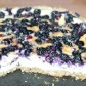 Як приготувати вівсяний пиріг з ягодами - рецепт