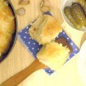 Як приготувати пампушки з часником - рецепт
