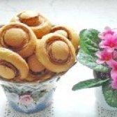 Як приготувати печиво грибочки - рецепт