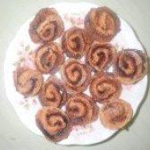 Як приготувати печиво трояндочки з какао - рецепт